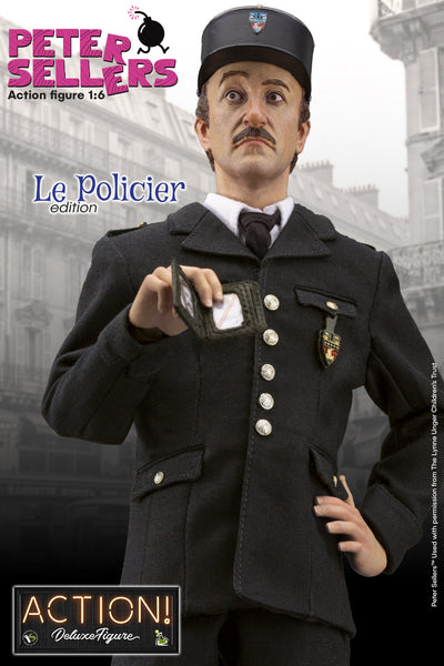 1/6 Scale Peter Sellers - Le Policier Figure by Kaustic Plastik