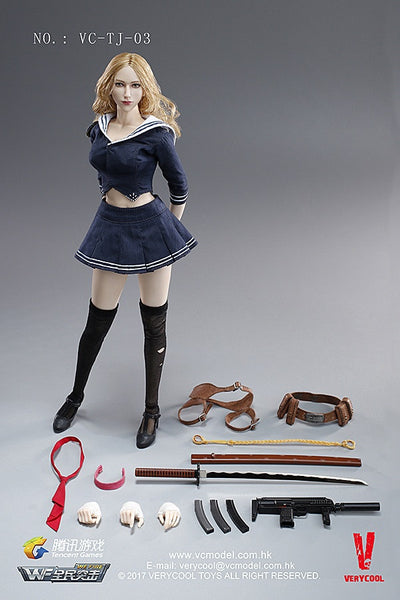 1/6 Scale Blade Girl Figure by VeryCool