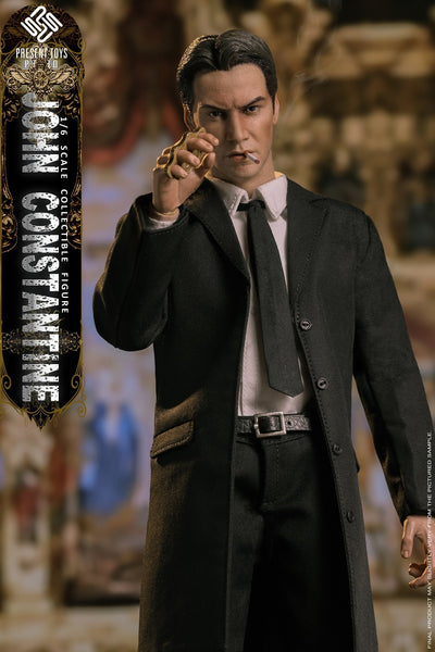 1/6 Scale Hell Detective Figure by Present Toys