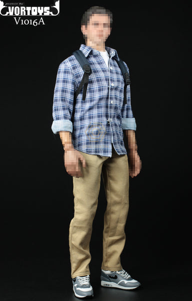 1/6 Scale Parker School Trip Venice Outfit by VorToys