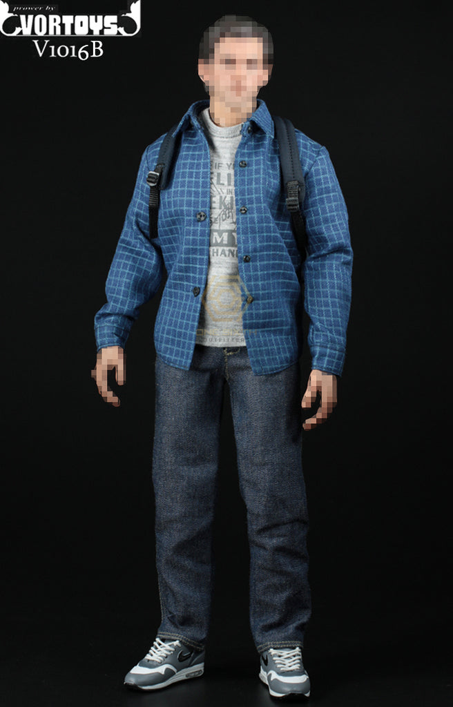 1/6 Scale Parker School Trip Prague Outfit by VorToys