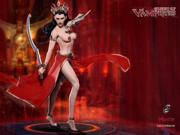 1/6 Scale Arkhalla Queen of Vampires Figure by TBLeague