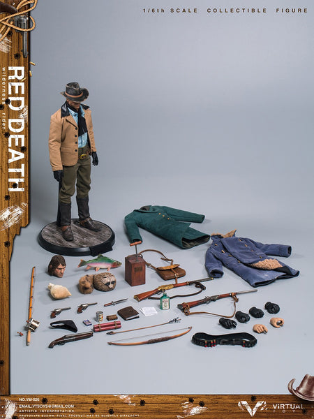 1/6 Scale Wilderness Rider Figure by VTS Toys