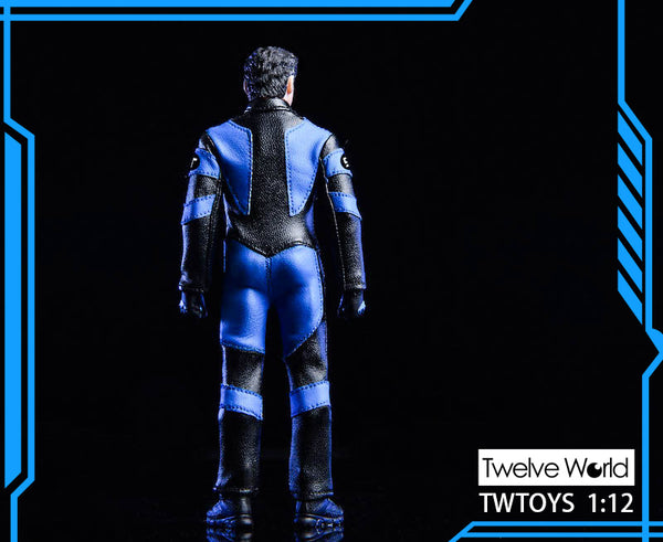 1/12 Scale Racing Suit Tony Figure by TWToys