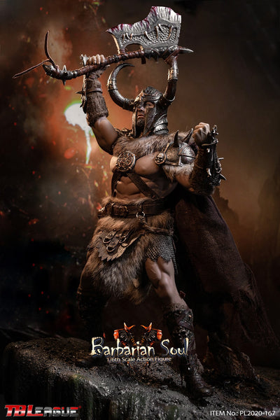 1/6 Scale Barbarian Soul Figure by TBLeague