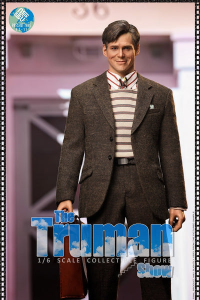 1/6 Scale Truman Figure by Present Toys