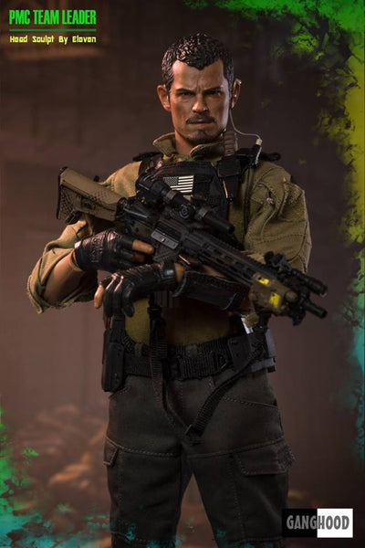 1/6 Scale PMC Team Leader Figure by Ganghood