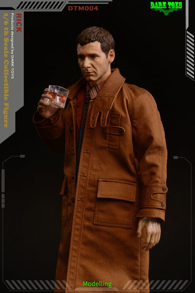 1/6 Scale Blade Runner – Rick Figure (Deluxe Edition) by Dark Toys