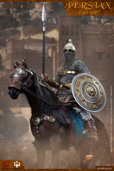 1/6 Scale Imperial Legion - Persian Cavalry Figure Set by HH MODEL x HY TOYS