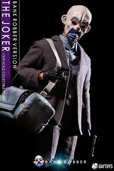 1/6 Scale Bank Robber Joker Set by DAFTOYS