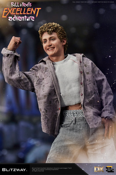 1/6 Scale Bill & Ted's Excellent Adventure (1989) - Bill & Ted Figure Set by Blitzway