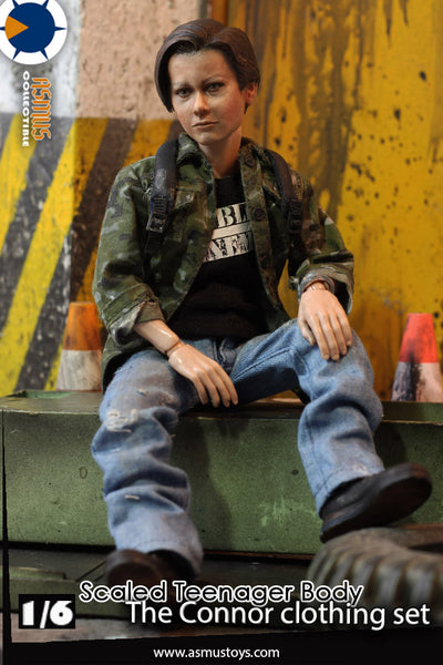 1/6 Scale Connor Figure by Asmus Toys