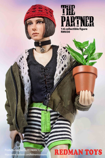 1/6 Scale Mathilda Figure by Redman Toys