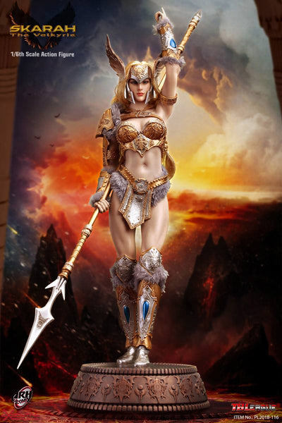 1/6 Scale Skarah, the Valkyrie Figure by TBLeague