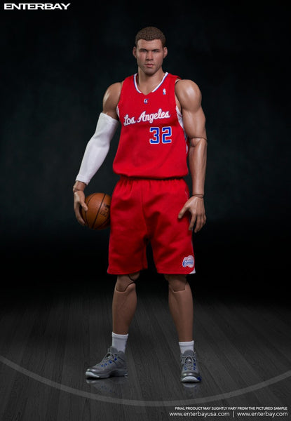 1/6 Scale Blake Griffin NBA L.A Clippers Figure by Enterbay