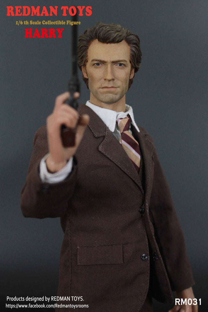 1/6 Scale Inspector Harry Figure by Redman Toys