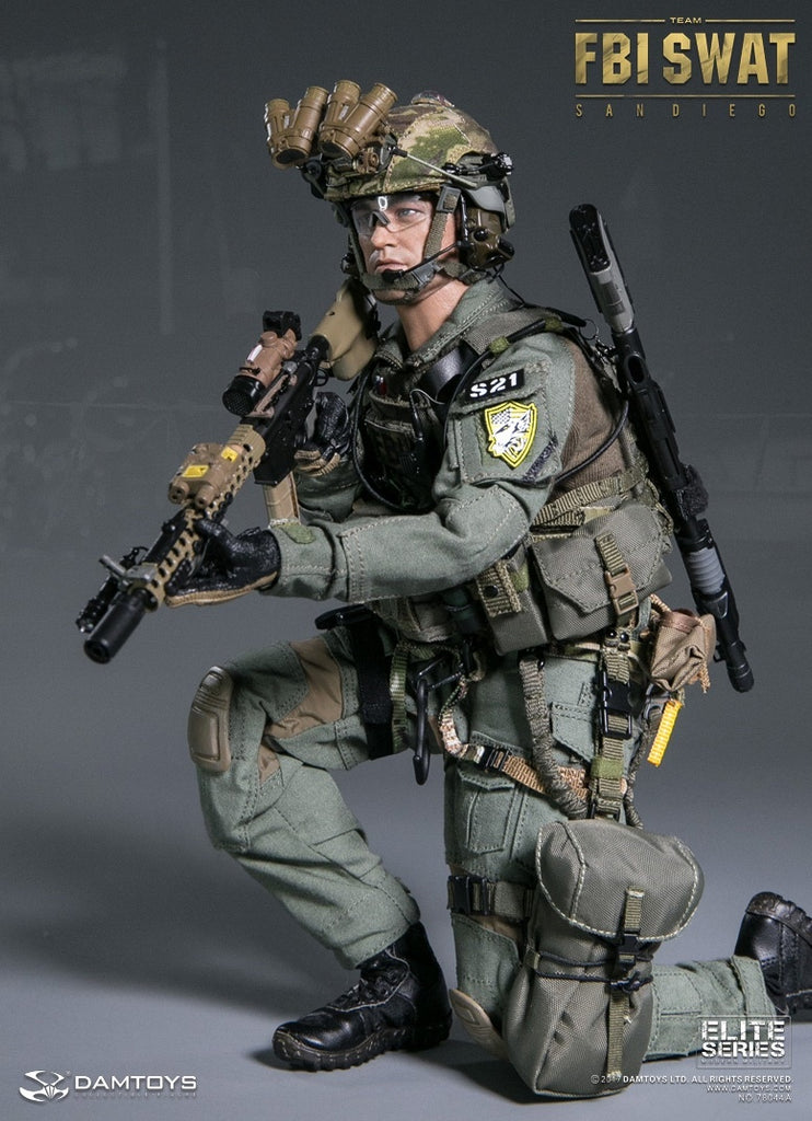 Night Vision Goggle for FBI SWAT TEAM AGENT 78044 A SAN DIEGO 1//6 Scale Figure
