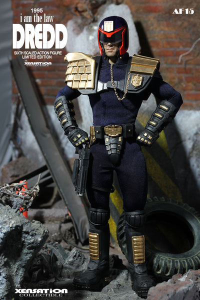 1/6 Scale Dredd Figure by Xensation