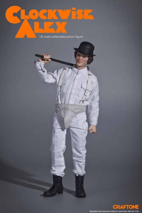 1/6 Scale Clockwise Alex Figure by Craftone