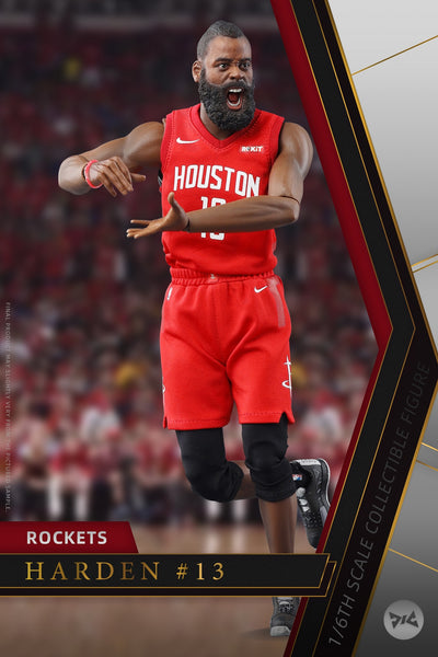 1/6 Scale Rockets Harden Figure (Standard Version) by DJ Custom