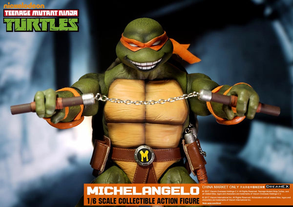 1/6 Scale Teenage Mutant Ninja Turtle 4 Pack Figures by DreamEX