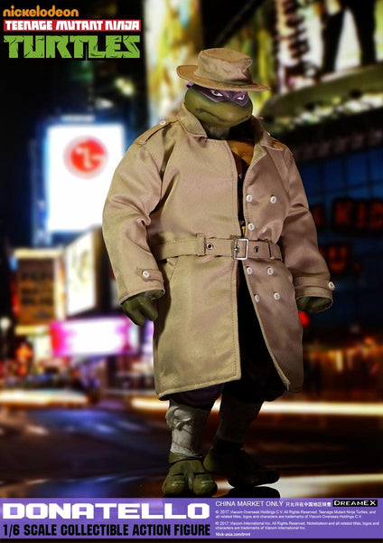 1/6 Scale Donatello Teenage Mutant Ninja Turtle Figure by DreamEX