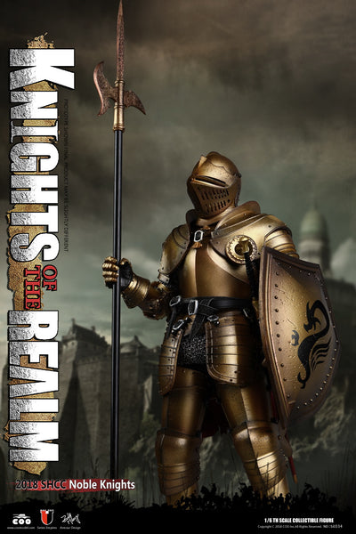 1/6 Scale Knights of the Realm - Noble Knight (SHCC) Figure by COO Model