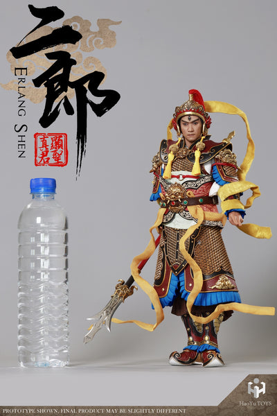 1/6 Scale Erlang Shen Figure (Standard Version) by HY Toys