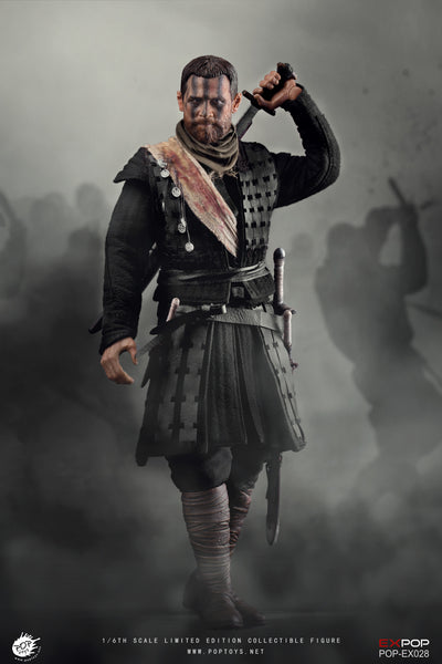 1/6 Scale Macbeth Figure by Pop Toys