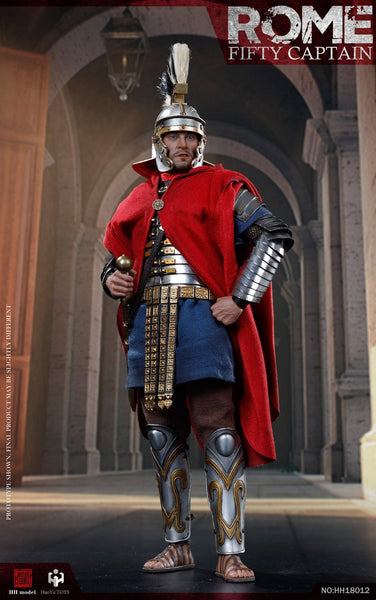 1/6 Scale Rome - Fifty Captain Figure (Regular Edition) by HY Toys