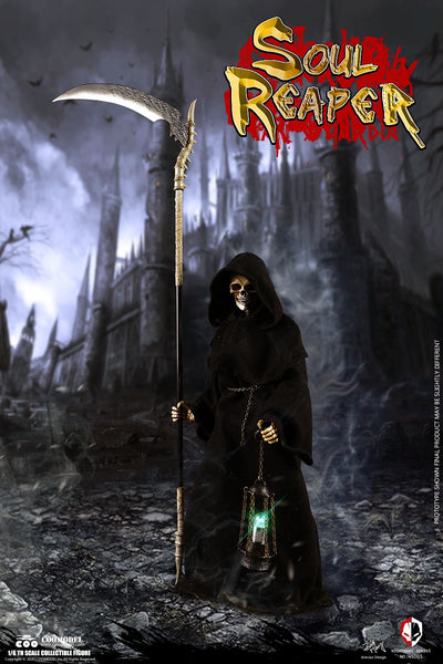 1/6 Scale Death Soul Reaper Figure by COO Model