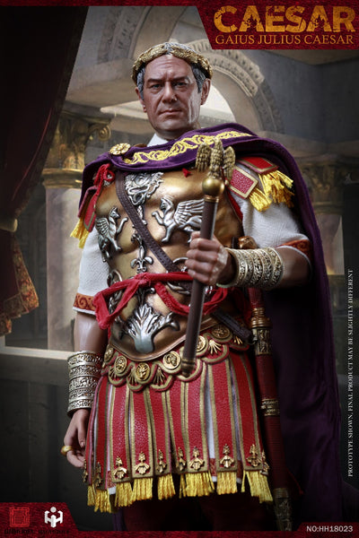 1/6 Scale Julius Caesar Figure (Standard Version) by HY Toys