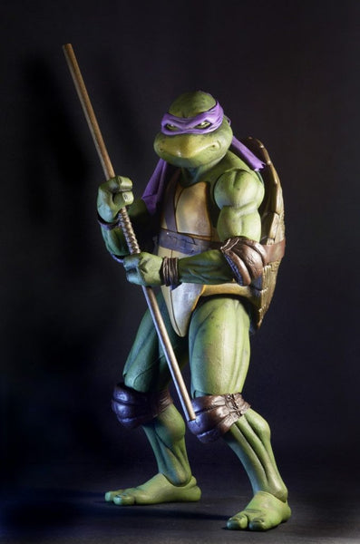 1/4 Scale Teenage Mutant Ninja Turtles (1990 Movie) Donatello Figure by NECA