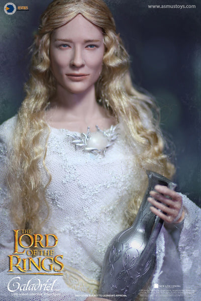 1/6 Scale The Lord of the Rings - Galadriel Figure by Asmus Toys