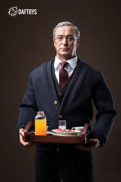 1/6 Scale Alfred Figure by DAFTOYS