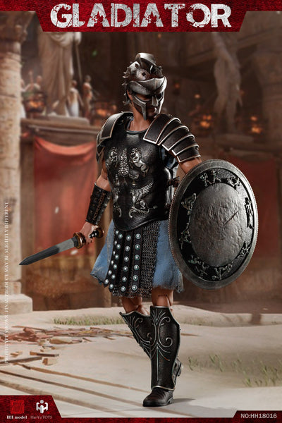1/6 Scale Empire Legion - Empire Gladiator Figure (Standard Edition) by HY Toys