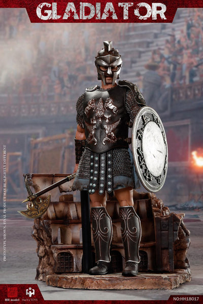 1/6 Scale Empire Legion - Empire Gladiator Figure (Deluxe Edition) by HY Toys