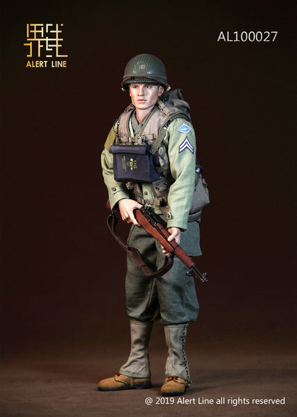 1/6 Scale WWII U.S. Army Uniform by Alert Line