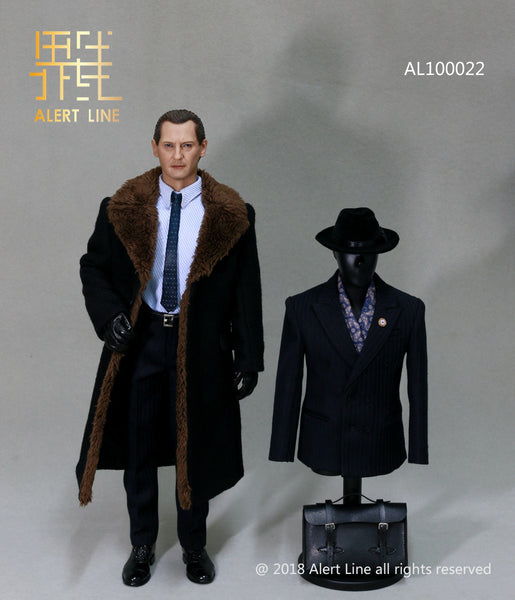 1/6 Scale WWII German Businessman Outfit Set by Alert Line