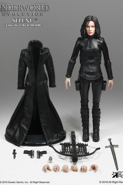 1/6 Scale Selene Underworld 2: Evolution Figure by Star Ace Toys