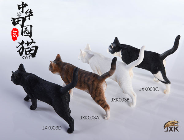 1/6 Scale Cat Figure (4 Colors) by JXK