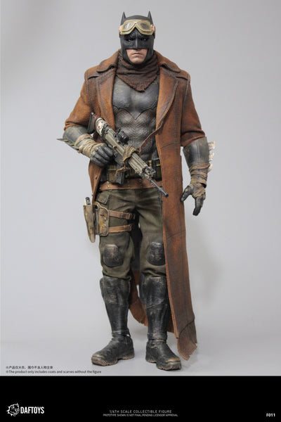 1/6 Scale Knightmare Coat & Scarf by DAFTOYS