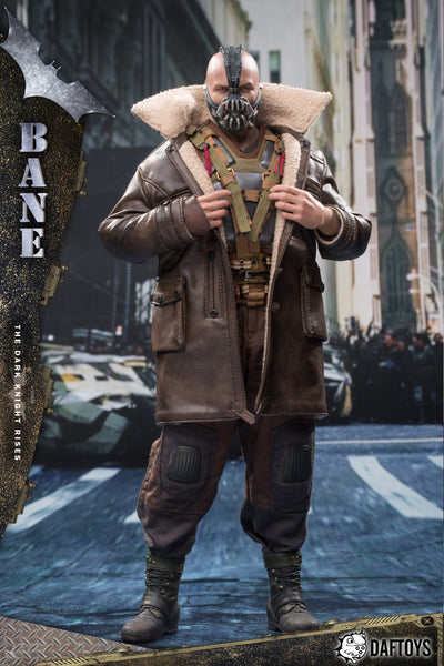 1/6 Scale Bane Head Sculpt & Outfit Set by DAFTOYS