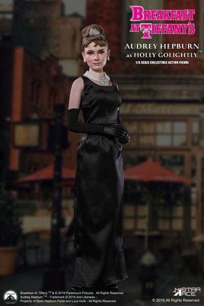 1/6 Scale Breakfast at Tiffany's Holly Golightly Figure (Regular) by Star Ace Toys