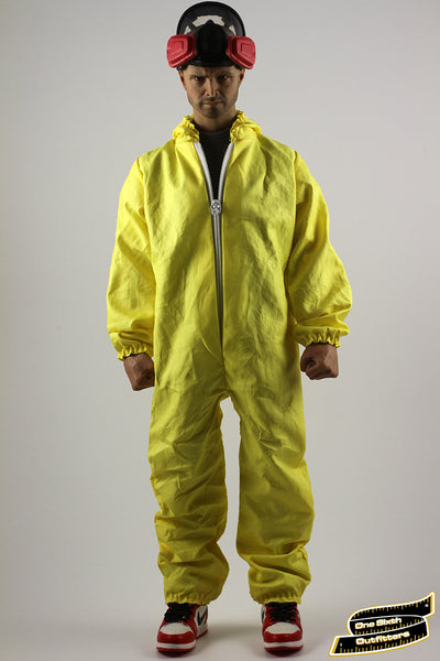 1/6 Scale Custom Chemical Hazmat Suit One Sixth Outfitters Exclusive (Worn In Version)