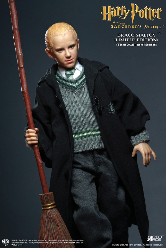 1/6 Scale Draco Malfoy School Uniform Figure by Star Ace Toys