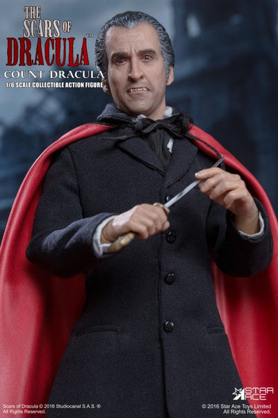 1/6 Scale Count Dracula Figure by Star Ace Toys