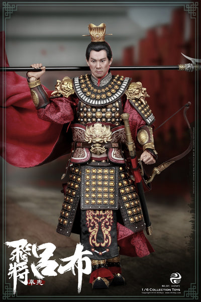 1/6 Scale Flying General Lu Bu (Fengxian) Figure by 303TOYS