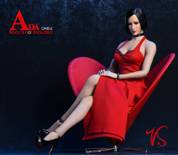 1/6 Scale Ada Dress Set (Red) by VS Toys