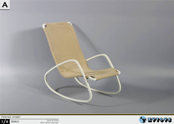 1/6 Scale Rocking Chair (5 Colors) by ZY Toys